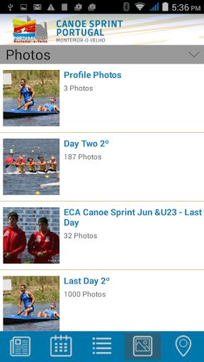 Canoe Sprint Portugal