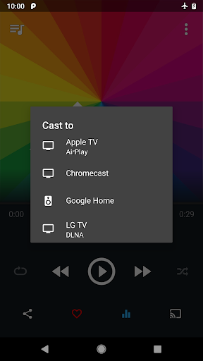 doubleTwist Music & Podcast Player with Sync 3.3.5 screenshots 7