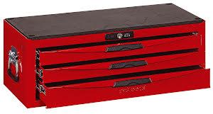 röd verktygslåda