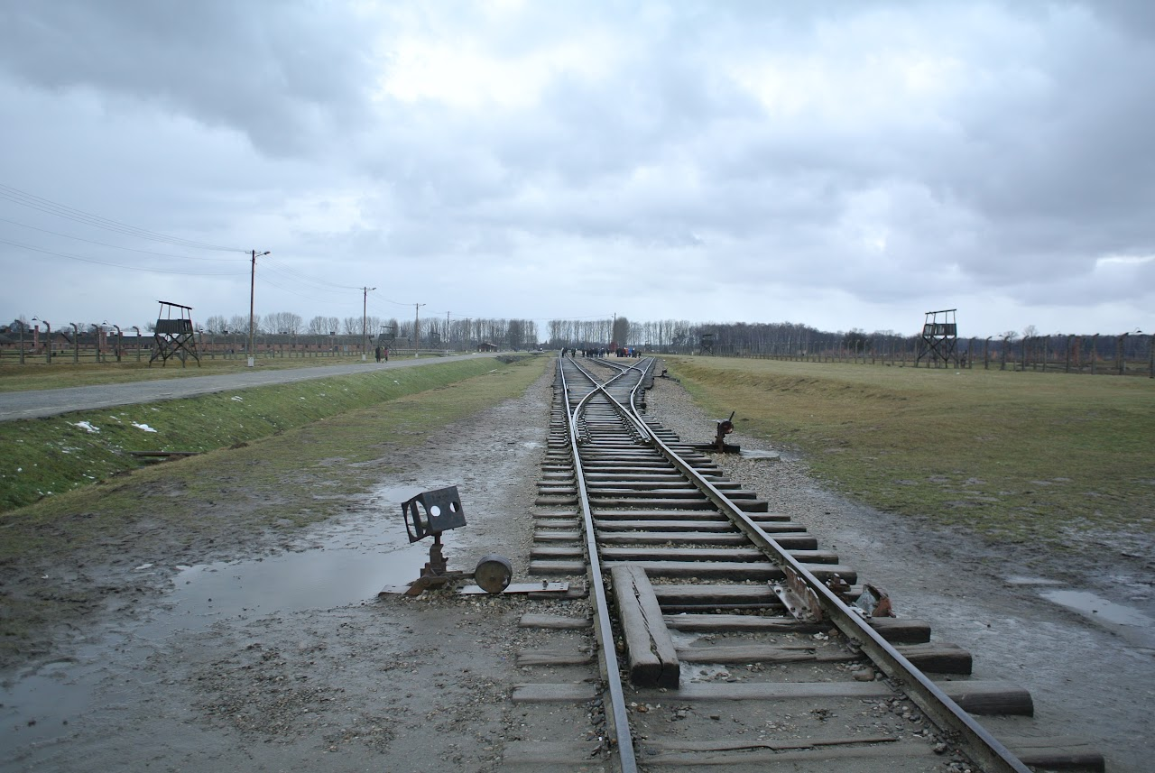 Юг Польши в очень спокойном темпе.
