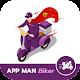 AppMan Biker แอ๊บแมนไบค์เกอร์ Download for PC Windows 10/8/7