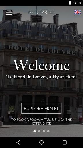 Hotel du Louvre a Hyatt Hotel