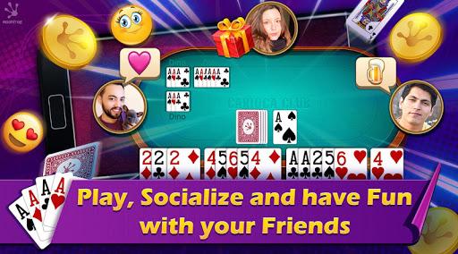Carioca Club: A Popular Latin American Card Game screenshots 1