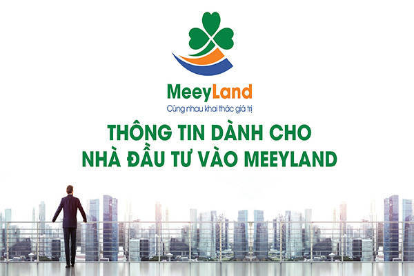 Meeyland- tập đoàn bất động uy tín hàng đầu Việt Nam