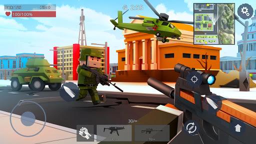 Rules Of Battle: 2020 Online FPS Shooter Gun Games  screenshots 2