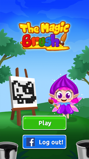 The Magic Brush - Picture Cross & Nonogram Puzzle  screenshots 4