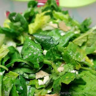 Mama's Fattoush- A refreshing Lebanese Salad.