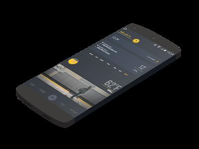 Social for Klwp v1.0