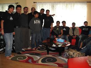 Photo: AT Ali Rizvi's residence
