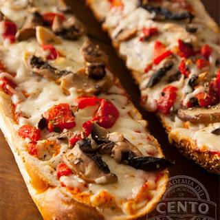Presto Portobello Pizza.