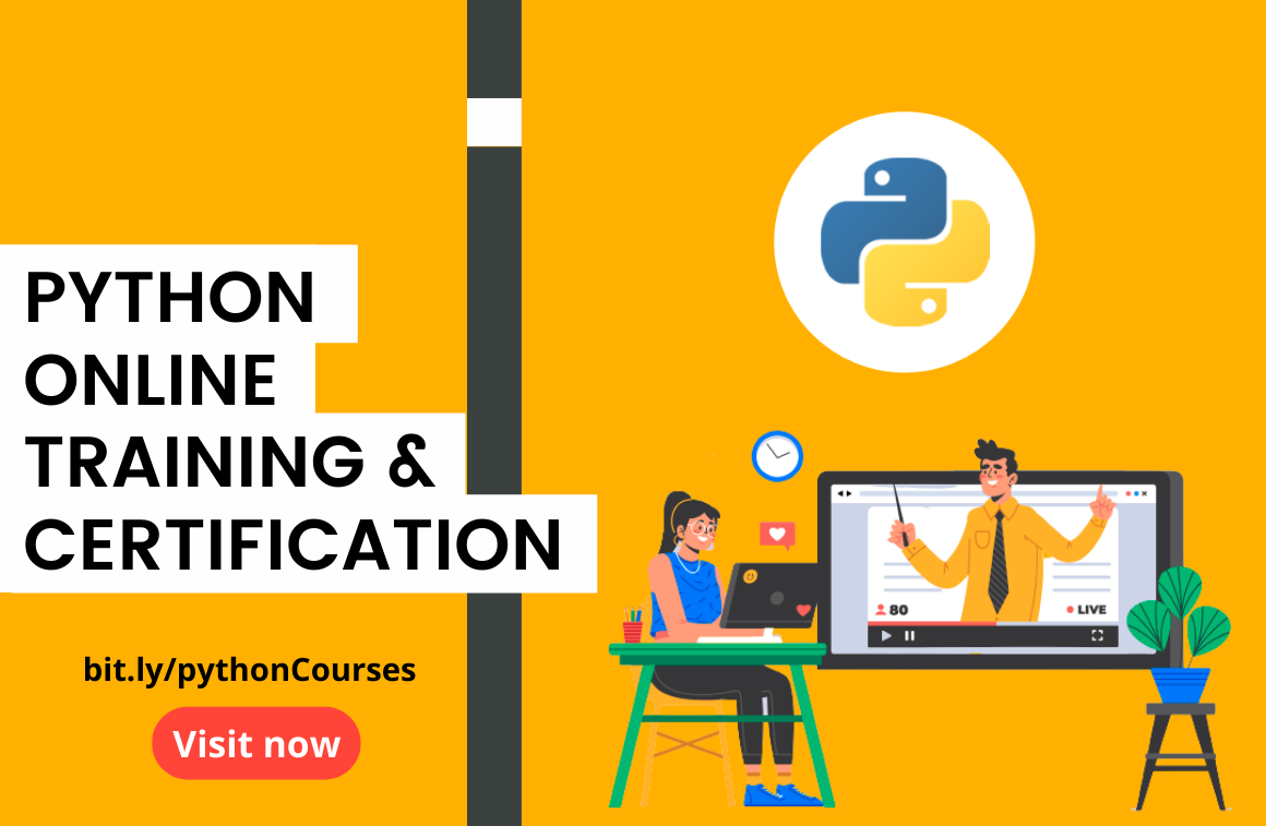 python online training and certification…