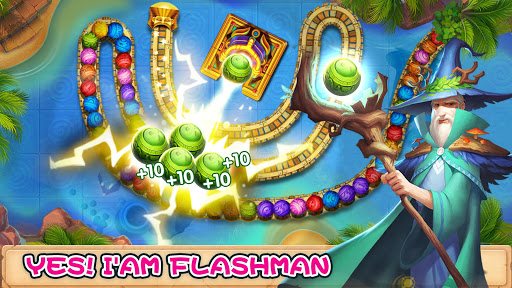 Marble Dash-2020 Free Puzzle Games 1.1.411 screenshots 2