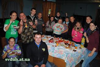 """Photo: 2012 р. - літній табір спільноти """"Світлиця радості"""" (""""Віра і Світло"""")"""