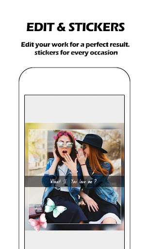 Heart Crown Photo Editor - Live Face, Collage 2.2.8 screenshots 1