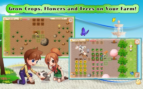 HARVEST MOON:Seeds Of Memories Screenshot