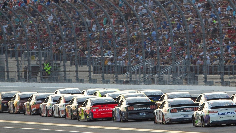 Watch NASCAR All In: Battle For DAYTONA live