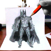 Draw Batman City