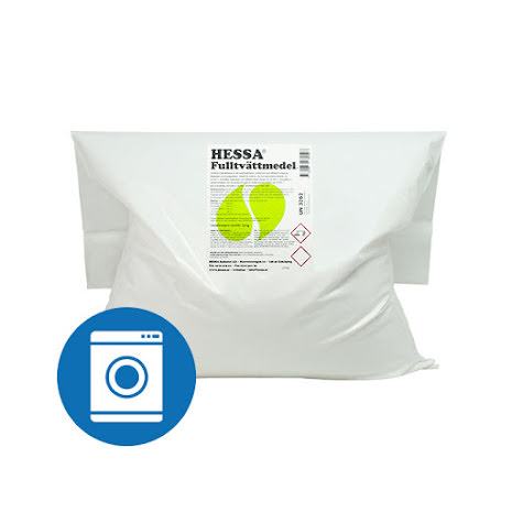 Fulltvättpulver 12 kg (p)