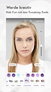 Perfect365: Gesichts-Make-Up Screenshot