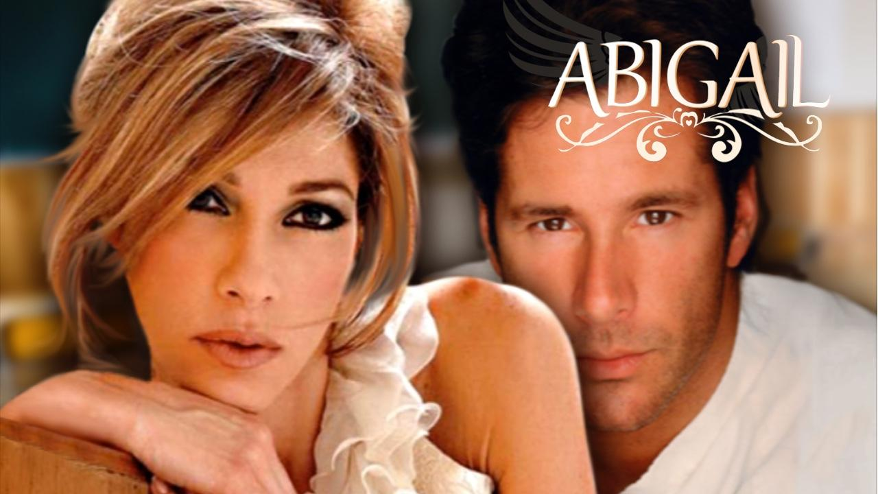 Image result for telenovela abigail""