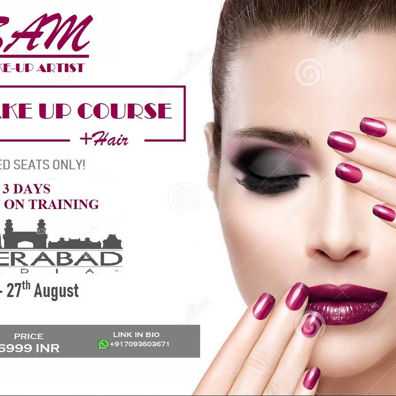 Self Makeup Course Saubhaya