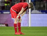 Simen Juklerod était frustré après la défaite de l'Antwerp au Club de Bruges (3-2)