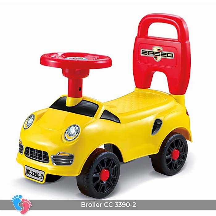 Chòi chân ô tô cho bé Broller CC-3390-2 17