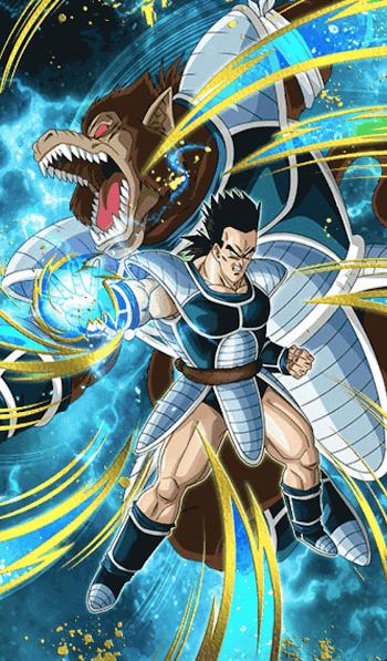 大健闘の下級戦士・トーマ(大猿)