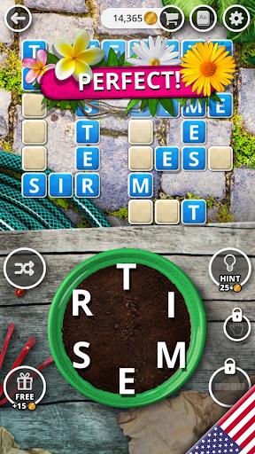 Garden of Words - Word game screenshot 6