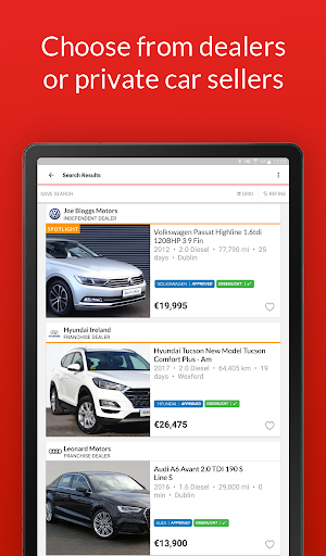 DoneDeal - New & Used Cars For Sale 11.11.5.0 screenshots 15