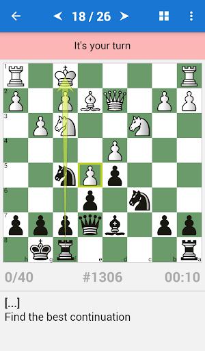 Chess Strategy & Tactics Vol 2 (1800-2200 ELO)  screenshots 2