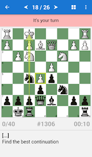 Chess Strategy & Tactics Vol 2 (1800-2200 ELO)- screenshot thumbnail