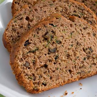Skinny Zucchini Bread.
