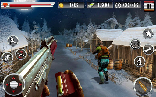 Sniper Assassin Secret War Mission 1.3 screenshots 2