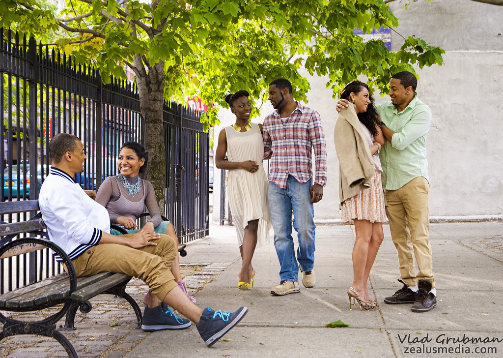 Fashion Editorial for magazine - Photography by Vlad Grubman / ZealusMedia.com