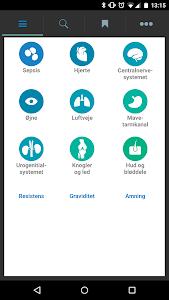 Pro.medicin.dk Antibiotika screenshot 0