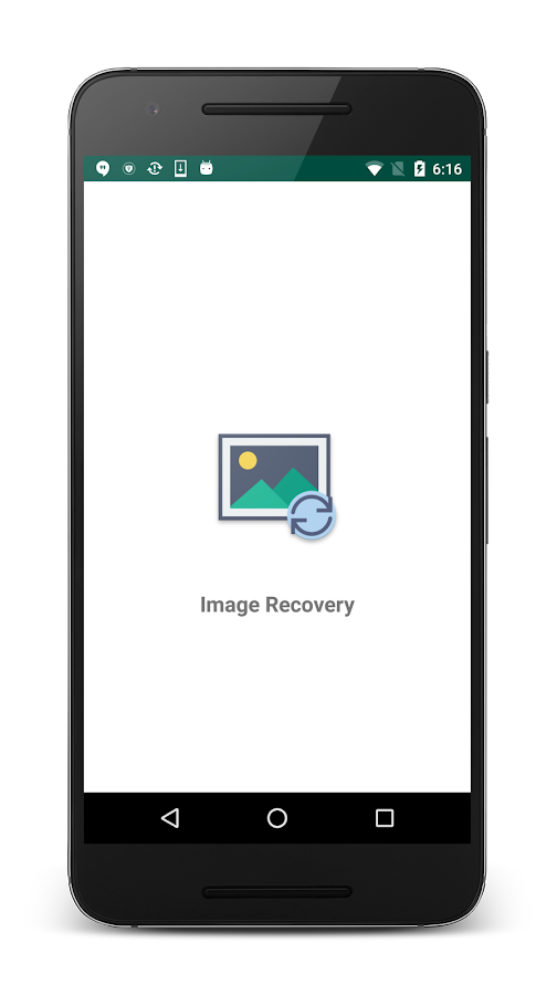 Image Recovery- screenshot