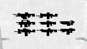 ライフル(実弾)セット