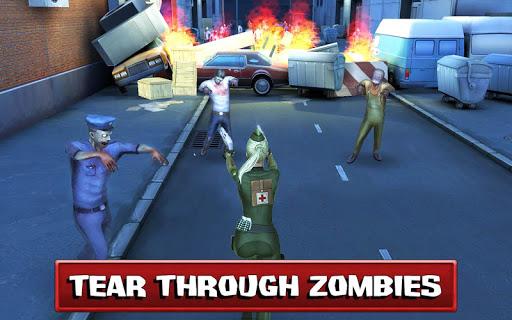 Dead Route: Zombie Apocalypse apkpoly screenshots 2