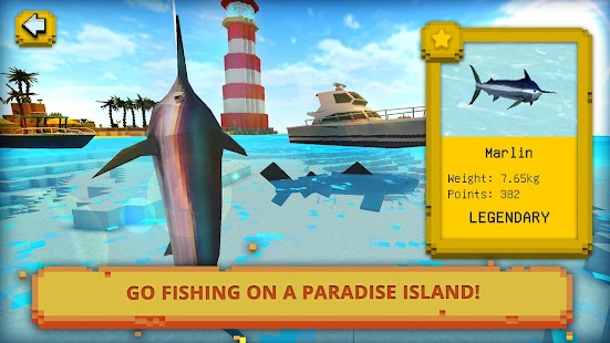 Eden Island Craft: Fishing & Crafting in Paradise Screenshots