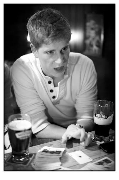 Photo: Explain the game. Paddy Murphy's, Rotterdam, 2012