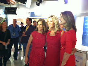 Photo: Ladies in red!!!