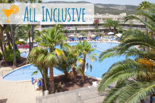 HOTEL IBERSOL SON CALIU MAR****Palmanova, Majorca