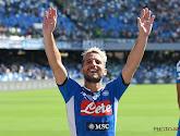 OFFICIEL: Dries Mertens prolonge au Napoli
