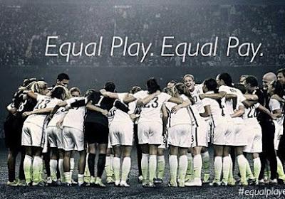 Des footballeuses contre leur fédération en raison de discriminations salariales