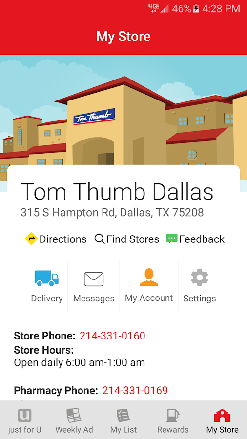 Tom Thumb- screenshot