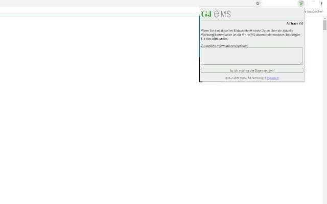 G+J e|MS AdTrace 2.0