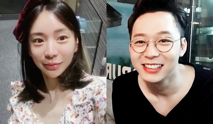 Hwang Hana Denies Her Break Up News With JYJ's Park Yoochun