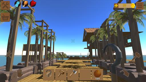 Oceanborn: Survival on Raft 1.5 screenshots 9