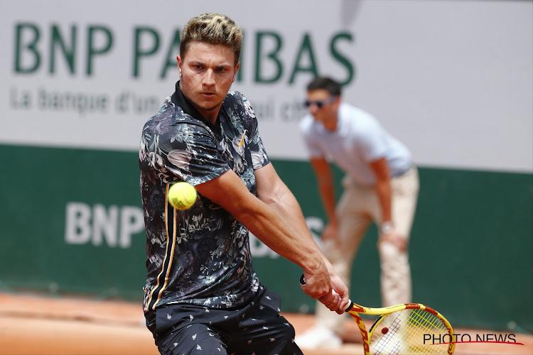 Kecmanovic wint openingsduel op Next Gen ATP Finals